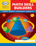 Math Skill Builders (Grade 3)