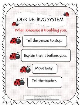 DE-BUG SYSTEM