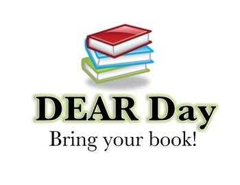 DEAR Day Poster (Drop Everything And Read)
