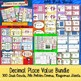 DECIMAL PLACE VALUE BUNDLE {111 PAGE INTERACTIVE NOTEBOOK