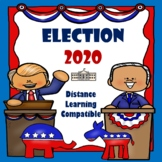 DECISION 2016 - PRESIDENTIAL ELECTION PACK {editable}
