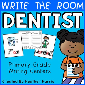 DENTIST Write the Room Kit