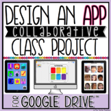 DESIGN AN APP COLLABORATIVE CLASS PROJECT