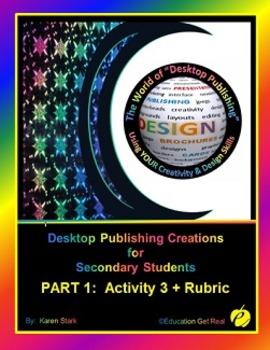 """DESKTOP PUBLISHING (Comp.Apps/ Wd.Proc.) """"#3 Business Lett"""