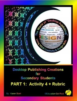 "DESKTOP PUBLISHING (Comp.Apps/ Wd.Proc.) ""#4 Art Gallery S"