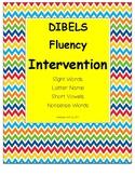 DIBELS Fluency Intervention Packet