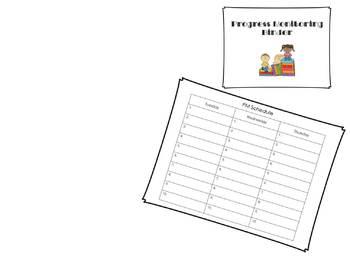 DIBELS Next 2nd Grade Progress Monitoring Made Easy! Binder