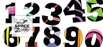 DIGITS images from 0 to 9