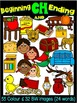 DIGRAPHS CLIP ART BEGINNING & ENDING CH, SH AND TH SOUNDS