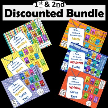 DISCOUNTED Bundle of all 1st Grade/2nd Grade Combo Common