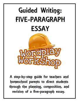 DIY Writing Course: Easy Essays for grades 3-8