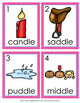 DLE Final Stable Syllable Words Write the Room