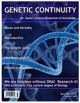 DNA, Mutations, Protein Synthesis, & Genetic Engineering: