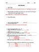 DNA Structure Worksheet