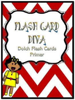 DOLCH FLASH CARDS PRIMER