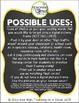 {PRIMER} Digital Picture Frame Sight Words 4X6