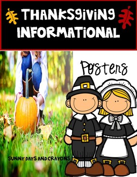 FREEBIE {THANKSGIVING RESEARCH POSTERS}