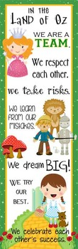 DOROTHY & OZ - Classroom Decor: X-LARGE BANNER, In Our Cla