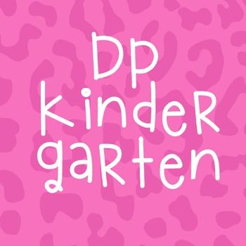 DP Kindergarten Font: Personal Use