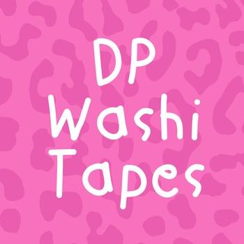 DP Washitape Font: Personal Use