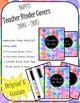 DUFFS Teacher Binder Covers (Watercolor Polka Multi Binder