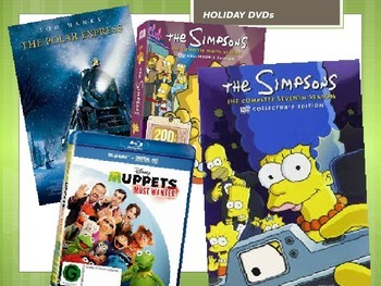 DVD Buying - Percentage Discount