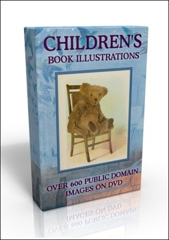 DVD - Children's Books.  500 out-of-copyright images to us