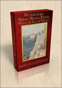 DVD - Picturesque Berks, Bucks, Oxfordshire, Hants & The I