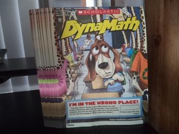DYNAMATH              ISBN 0732-7773     (SET OF 17)