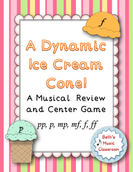 DYNAMIC Ice Cream Cone - Center/Station Review Stacking Ga