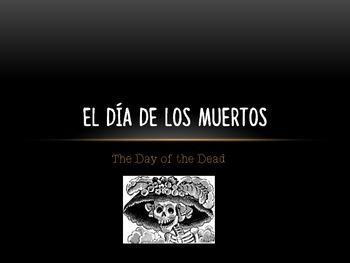 Día de los Muertos Presentation