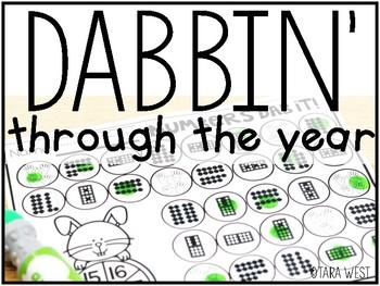 Dabbin' Through the Year
