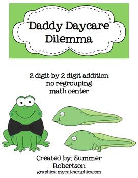 Daddy Daycare Dilemma Addition Center
