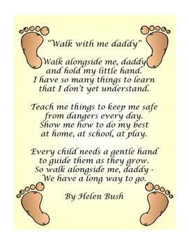 Daddy Poems