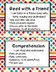 Daily 5 Literacy Activities April 2nd Grade Writing Prompt