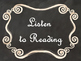 Daily 5 Bulletin Board Signs/Posters (Black Chalkboard/Cur