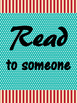 Daily 5 Bulletin Board Signs/Posters (Turquoise Red Carniv