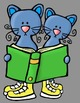 Daily Literacy Cats Clip Art Whimsy Workshop Teaching