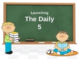 Daily 5 Launching Power Point - With I Charts and Stamina