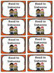 Daily 5/Literacy Center Pocket Chart Cards