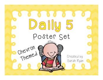 Daily 5 Poster Set FREEBIE