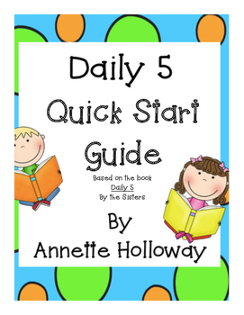 Daily 5 Quick Start Guide