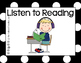 Daily 5 Reading & Math Posters