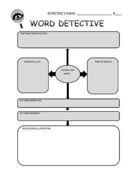 Daily 5 Spelling or Vocabulary Word Study Activities