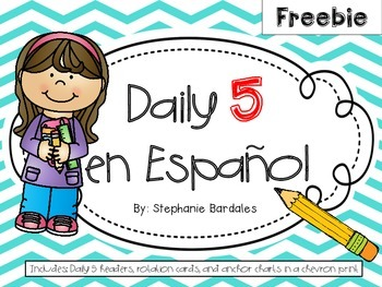 Daily 5 in Spanish