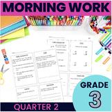 Daily Assessment Quarter 2 - Grade 3 (ELA, Math, Science,