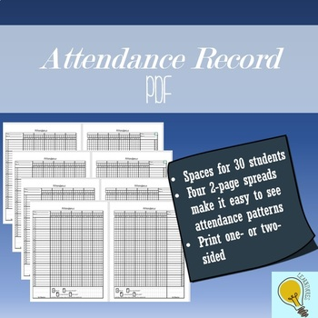 Daily Attendance Log