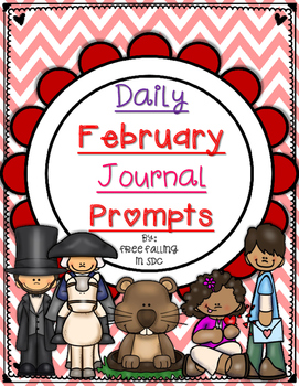 Daily February Journal Prompts