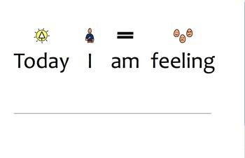 Daily Feelings Activity
