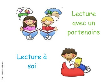 Daily Five titles in French